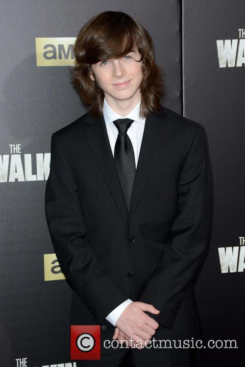 Chandler Riggs 5