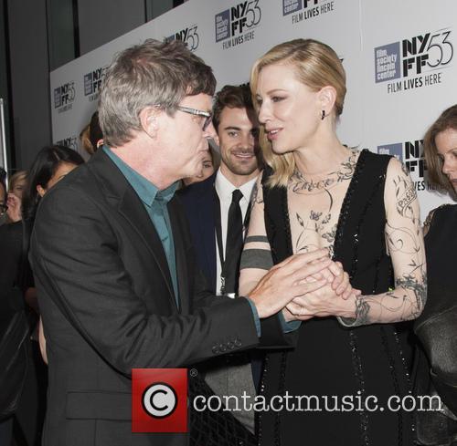 Todd Haynes and Cate Blanchett 1