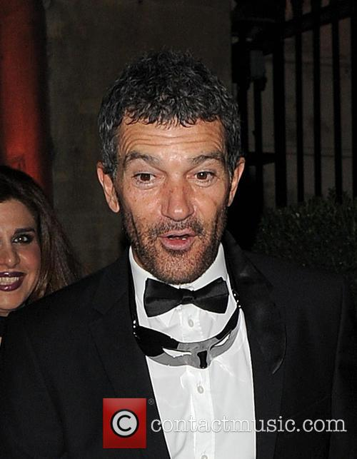 Antonio Banderas and Nicole Kimpel 4