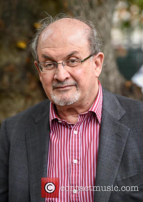Salman Rushdie 4