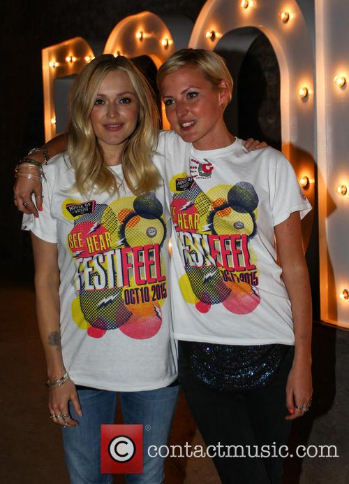 Fearne Cotton and Kris Hallenga 2