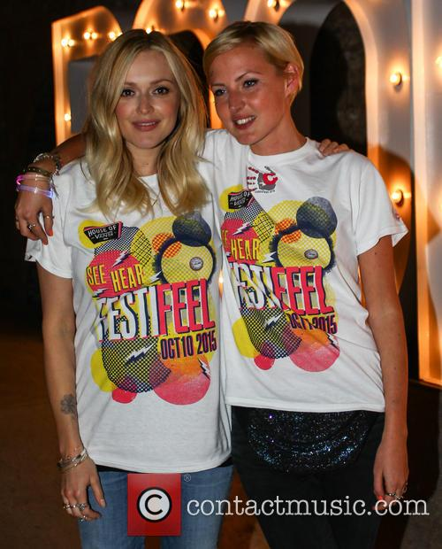 Fearne Cotton and Kris Hallenga 3