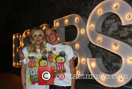 Fearne Cotton and Kris Hallenga 4