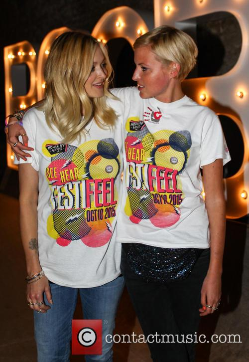 Fearne Cotton and Kris Hallenga 5