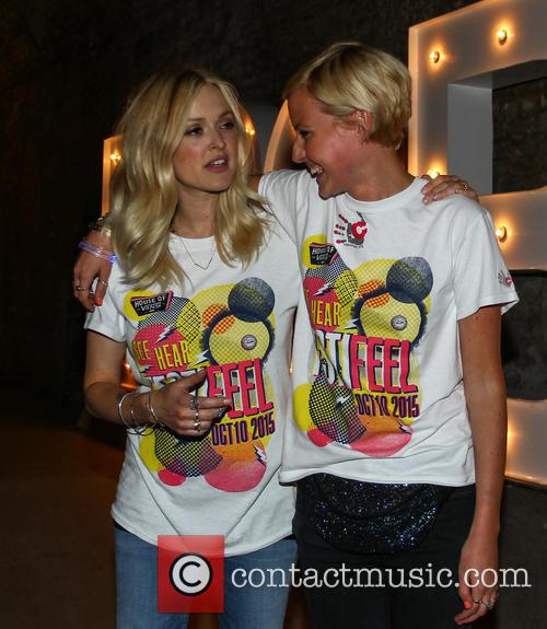 Fearne Cotton and Kris Hallenga 6
