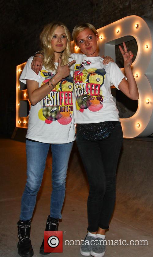 Fearne Cotton and Kris Hallenga 7