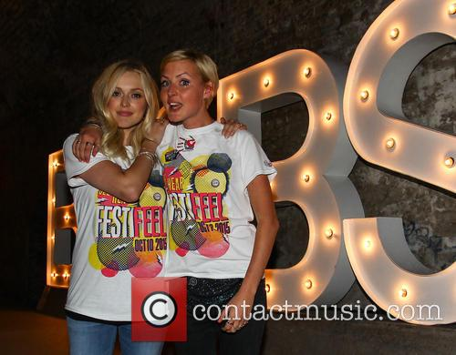 Fearne Cotton and Kris Hallenga 10