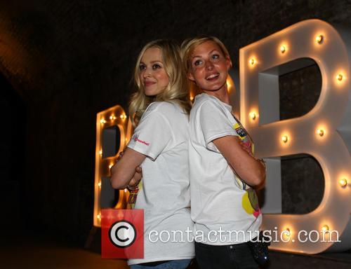 Fearne Cotton and Kris Hallenga 1