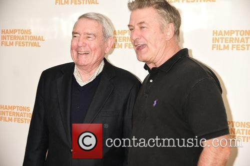 Dan Rather and Alec Baldwin 1