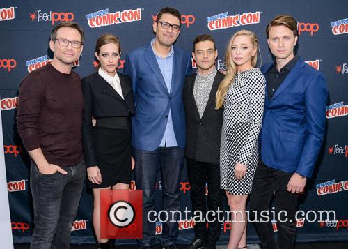 Mr Robot and The Colony Panel at New...
