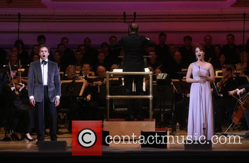 Julian Ovenden and Sierra Boggess 3