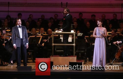 Julian Ovenden and Sierra Boggess 4
