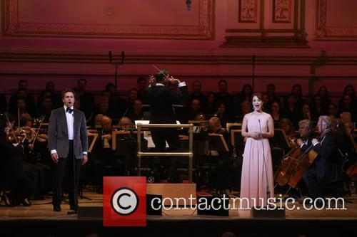 Julian Ovenden and Sierra Boggess 1
