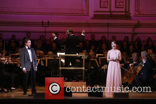Julian Ovenden and Sierra Boggess 8