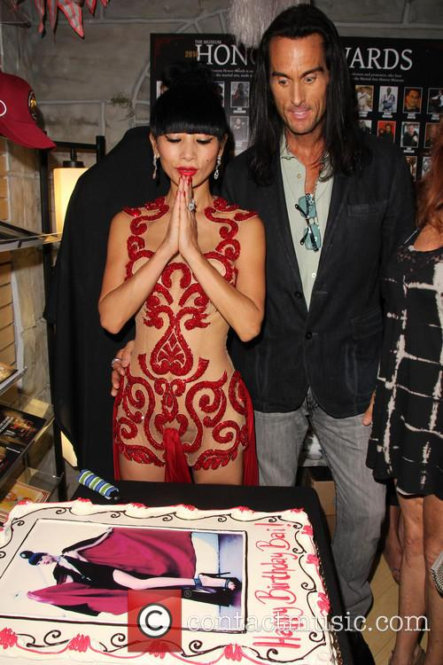 Bai Ling and Mathew Karedas 2