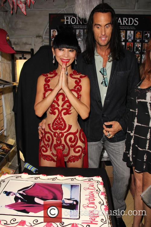 Bai Ling and Mathew Karedas 3
