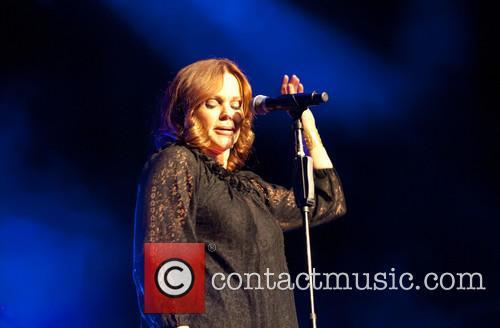 Belinda Carlisle performs live