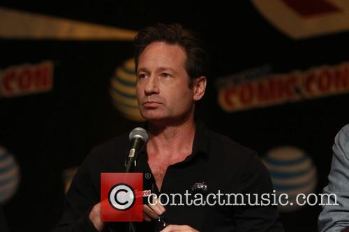 New York Comic Con - 'X-Files' - Press...