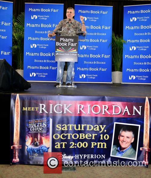 Rick Riordan 8
