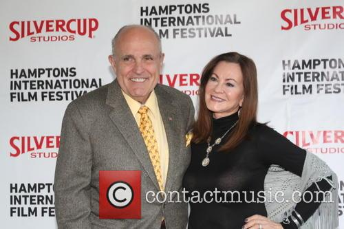 Rudy Guiliani and Judith Guiliani 2