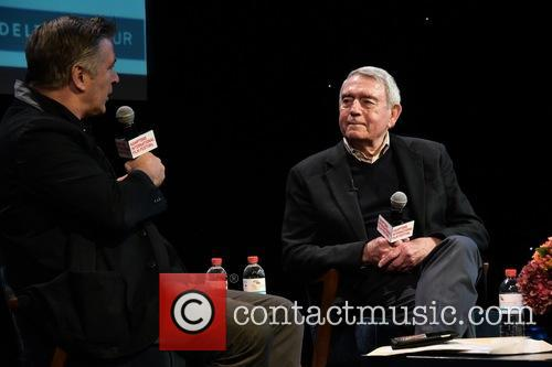 Alec Baldwin and Dan Rather 1