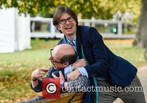 Nick Robinson and Robert Peston 9