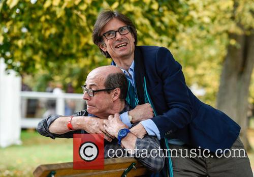 Nick Robinson and Robert Peston 11