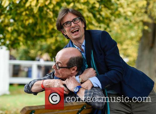 Nick Robinson and Robert Peston 1