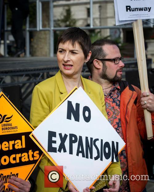 Caroline Pidgeon and Liberal Democrat Mp 3