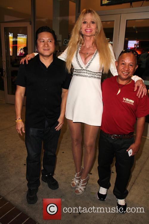 Laurene Landon, Benny Tjandra and David Prak 2