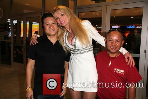 Laurene Landon, Benny Tjandra and David Prak 1