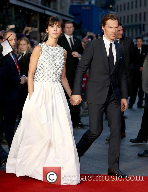 Sophie Hunter and Benedict Cumberbatch 2