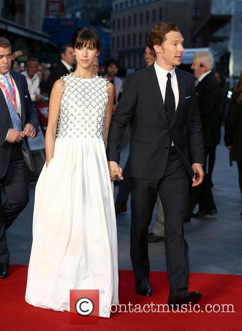 Sophie Hunter and Benedict Cumberbatch 3