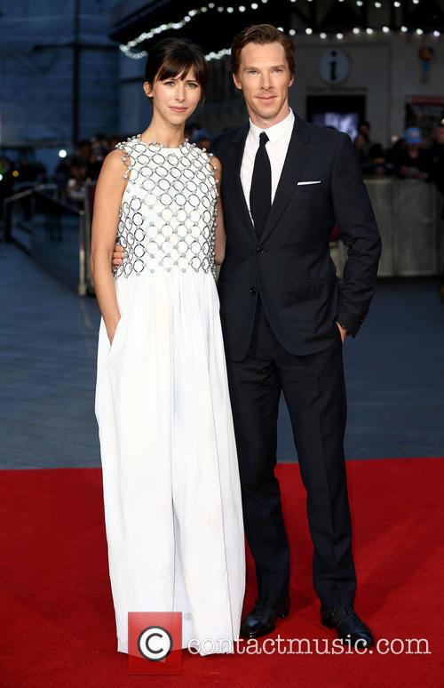 Sophie Hunter and Benedict Cumberbatch 6