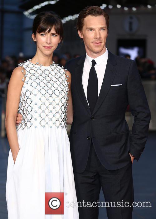 Sophie Hunter and Benedict Cumberbatch 7