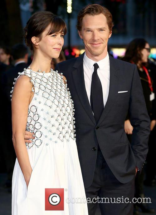 Sophie Hunter and Benedict Cumberbatch 8