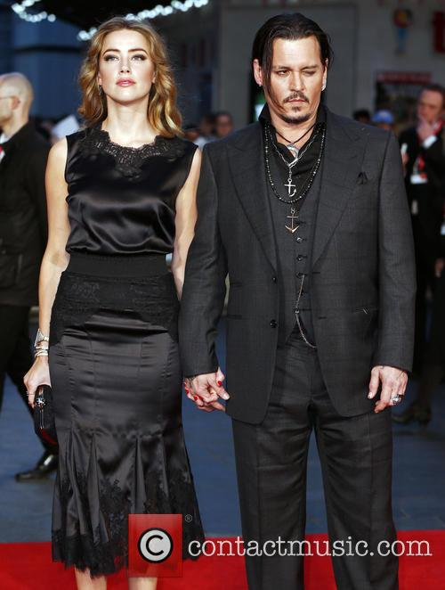 Amber Heard and Johnny Depp 5