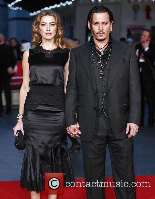 Amber Heard and Johnny Depp 6