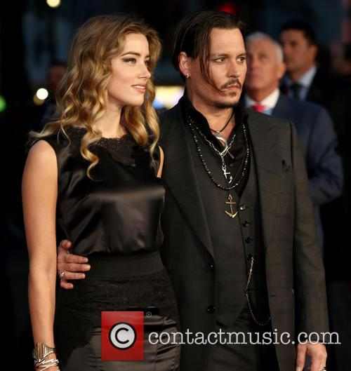 Amber Heard and Johnny Depp 11