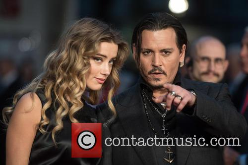 Johnny Depp and Amber Heard 2