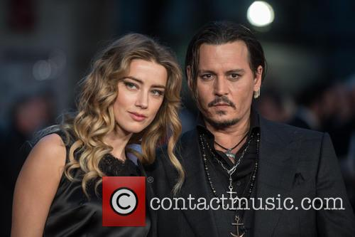 Johnny Depp and Amber Heard 3