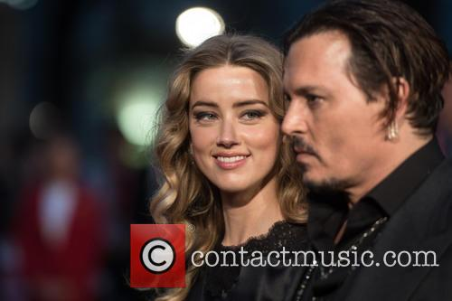 Johnny Depp and Amber Heard 1