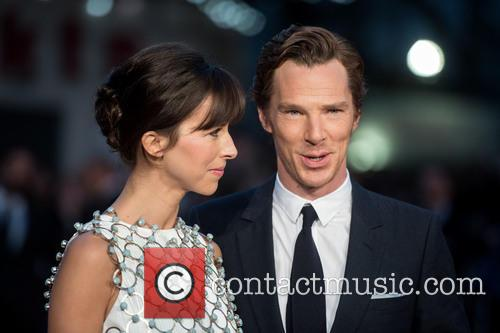 Sophie Hunter and Benedict Cumberbatch 9