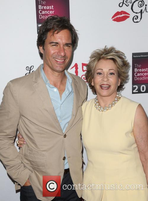 Eric Mccormack and Guest 1