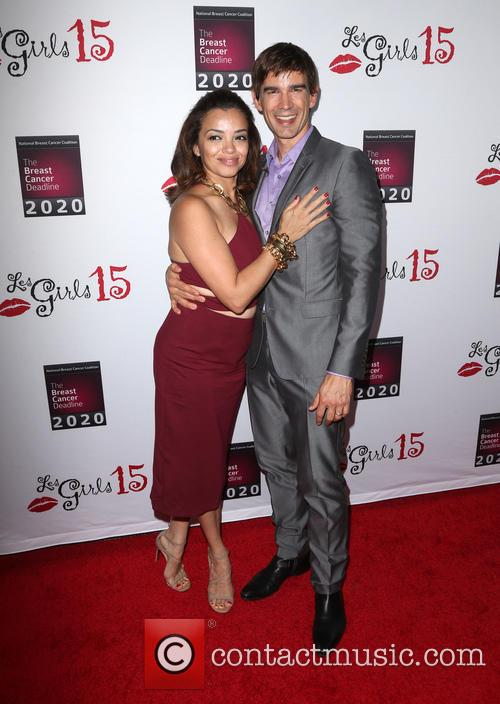 Christopher Gorham and Anel Lopez 3
