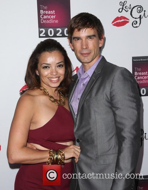 Christopher Gorham and Anel Lopez 4