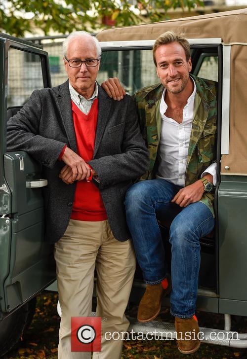 Bruce Fogle and Ben Fogle 2