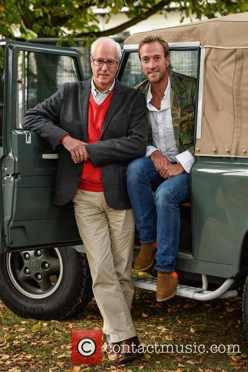 Bruce Fogle and Ben Fogle 1