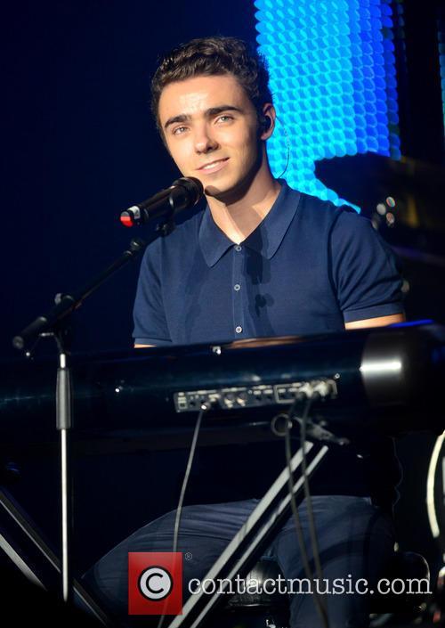 Nathan Sykes 10
