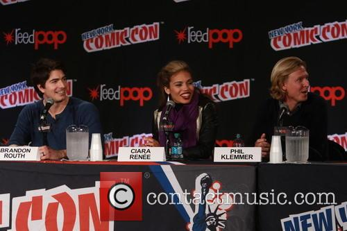 Brandon Routh, Ciara Renee and Phil Klemmer 1